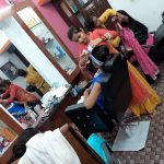 (BLUSHINGTON) Ladies Makeup And Beauty Saloon.